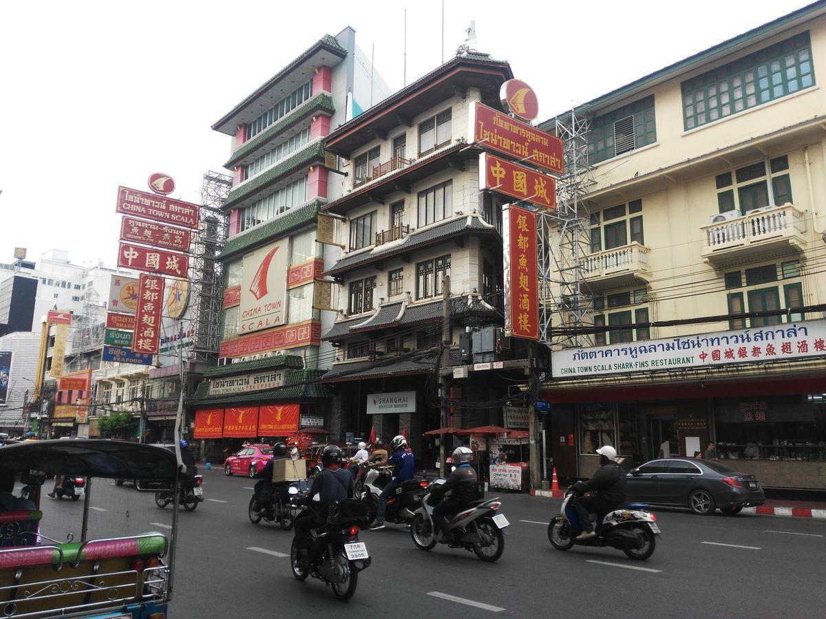 kojarzenie bangkok